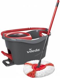 Grīdas mazgāšanas komplekts Vileda VILE14773, balta/melna/sarkana, 20 l