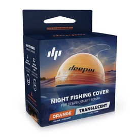 Deeper Night Cover Orange