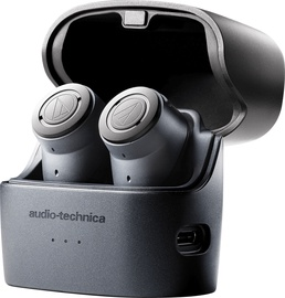 Беспроводные наушники Audio-Technica ATH-ANC300TW in-ear, черный