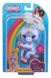 Interaktīva rotaļlieta Fingerlings Baby Unicorn Alika Purple 3709
