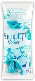 Gillette Simply Venus 2's 4pcs