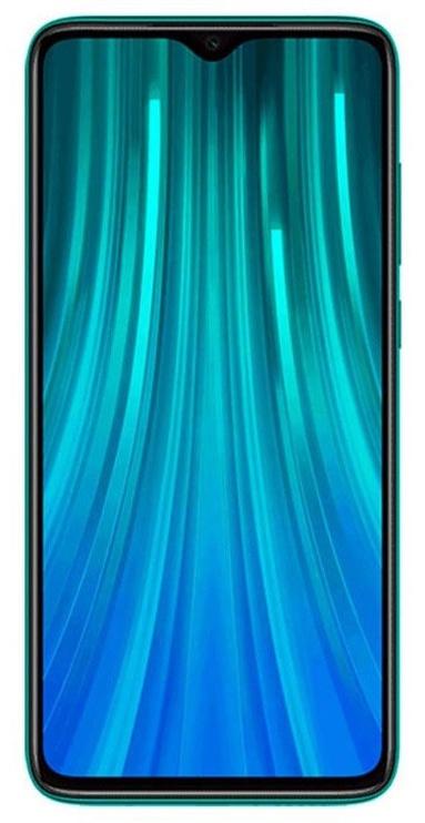 Mobilais telefons Xiaomi Redmi Note 8 Pro Forest Green, 128 GB