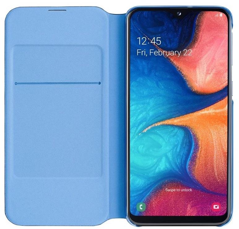 Samsung Wallet Bookcase For Samsung Galaxy A20e Black