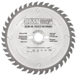 CMT Ripping Crosscut Saw Blade Z60 -5°ATB 254x2.4x30