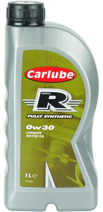 Carlube Triple R 0W-30 Fully-Synthetic Oil 1l