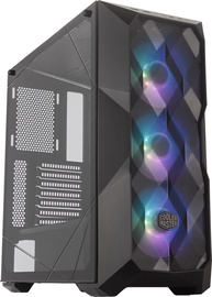Cooler Master MasterBox TD500 S01 ATX Mid-Tower Black