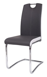 Стул для столовой Signal Meble H341 White Grey, 1 шт.