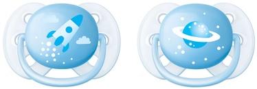 Philips Avent Ultra Soft Pacifiers 2pcs 0-6 SCF222/20