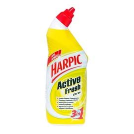 Чистящее средство для унитаза Harpic Active Fresh Citrus 750ml