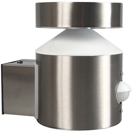Ledvance Facade Pole With Sensor 6W/3000K Silver