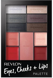 Revlon Revlon Eyes + Cheeks + Lips Palette 15.64g 200