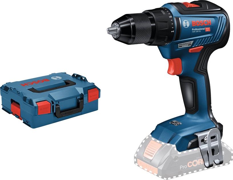Akumulatora skrūvgriezējs - urbis Bosch 06019H5203