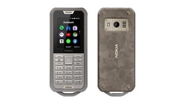 Nokia 800 Tough Dual Desert Sand