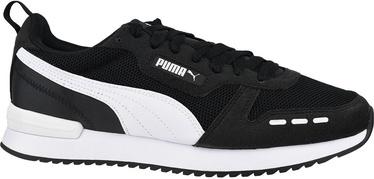 Sporta kurpes Puma R78, balta/melna, 45