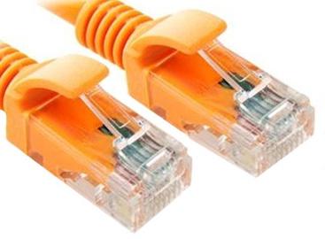 Gembird CAT 5e Patch Cable Orange 0.5m
