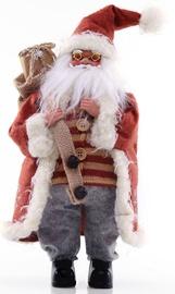 DecoKing Christmas Decoration Santa Claus Red 46 cm