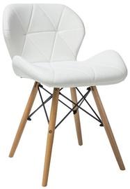 Ēdamistabas krēsls Signal Meble Matias White, 1 gab.