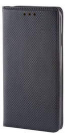 GreenGo Smart Magnet Book Case For Huawei P10 Lite Black