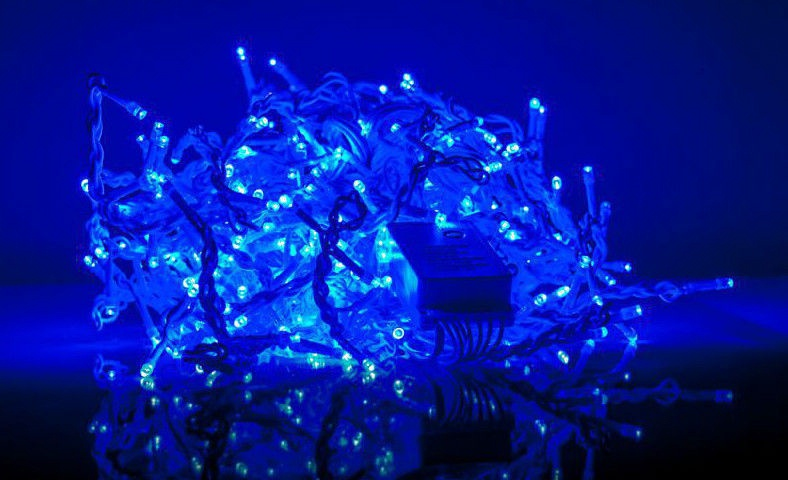 EV LED 500 Rain Blue 19m