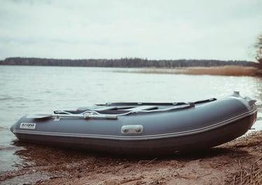 Piepūšamā laiva Sportex PM SY-360W, 3600 mm x 1700 mm x 380 mm