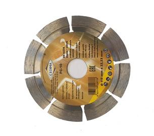 Dimanta griezējdisks Cedima, 115x1,9x22,23mm