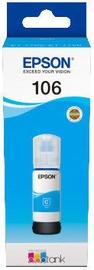 Epson 106 EcoTank Cyan Ink Bottle Cyan