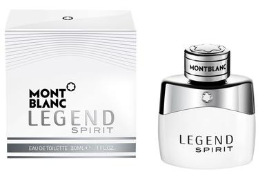 Tualetes ūdens Mont Blanc Legend Spiri,t 30 ml, EDT