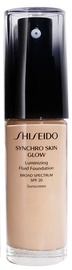 Shiseido Synchro Skin Glow Luminizing Fluid Foundation SPF20 30ml R2