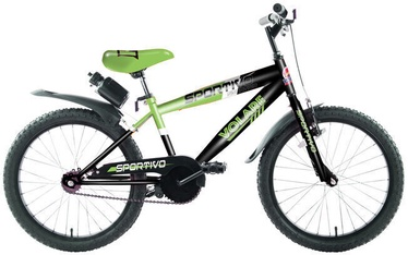 """Bērnu velosipēds Volare Sportivo, zaļa, 20"""""""