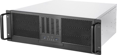 Servera korpuss SilverStone SST-RM41-506, melna