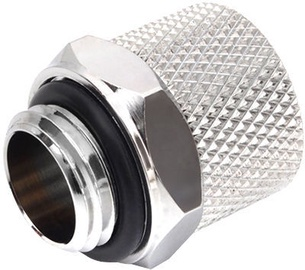 """Bitspower G1/4"""" Silver Shining Compression Fitting For ID 8MM OD 11MM Tube"""