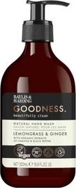 Baylis & Harding Goodness Hand Wash 500ml Lemongrass/Ginger