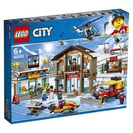 Konstruktors Lego City Ski Resort 60203
