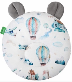 Lulando Teddy Velvet Pillow Plane