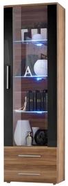 ASM Neo I Display Cabinet Plum/Black