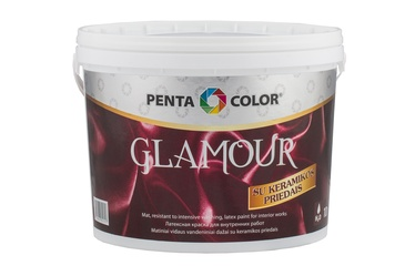 Krāsa dispersijas Pentacolor Glamour, 10 l