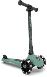 Детский самокат Scoot and Ride Highway Kick 3 LED 96345 Forest