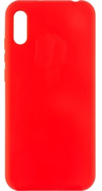 Evelatus Soft Touch Back Case For Huawei Y6p Red
