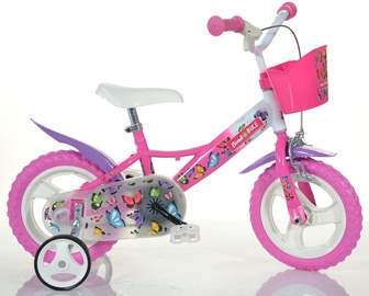 "Bimbo Bike Butterfly 12"" Pink"