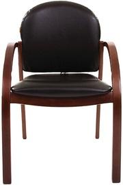 Apmeklētāju krēsls Chairman Visitor Black