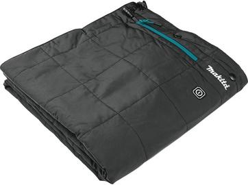 Греющее одеяло Makita DCB200A, черный, 1400 мм x 700 мм