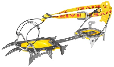 Grivel Air Tech Crampons Yellow
