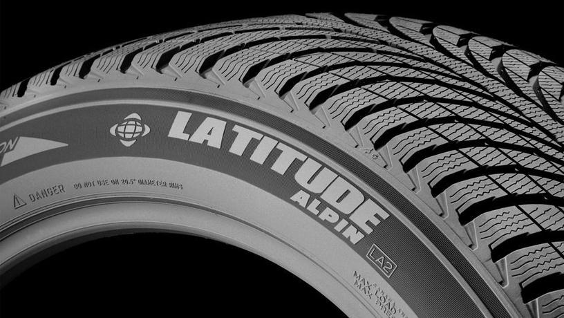 Ziemas riepa Michelin Latitude Alpin LA2, 265/40 R21 105 V XL E C 72