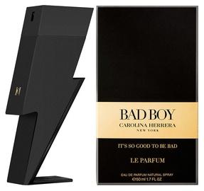 Парфюмированная вода Carolina Herrera Bad Boy Le Parfum 50ml EDP