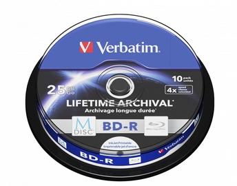 Verbatim M-DISC BD-R 25GB 10pcs