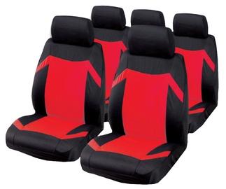 Bottari R.Evolution Keen Seat Cover Set Black Red