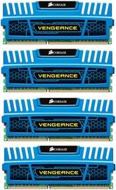 Corsair Vengeance 16GB 1600MHz CL9 DDR3 KIT OF 4 CMZ16GX3M4A1600C9B