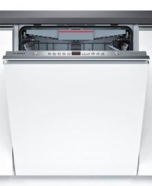 Iebūvējamā trauku mazgājamā mašīna Bosch Series 4 SMV45LX11E Inox