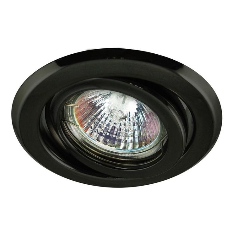 Iebūvējams gaismeklis Vagner SDH 808A GU, 12V, 50W, grafīta