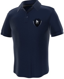 GamersWear Nihilum Polo Navy XL